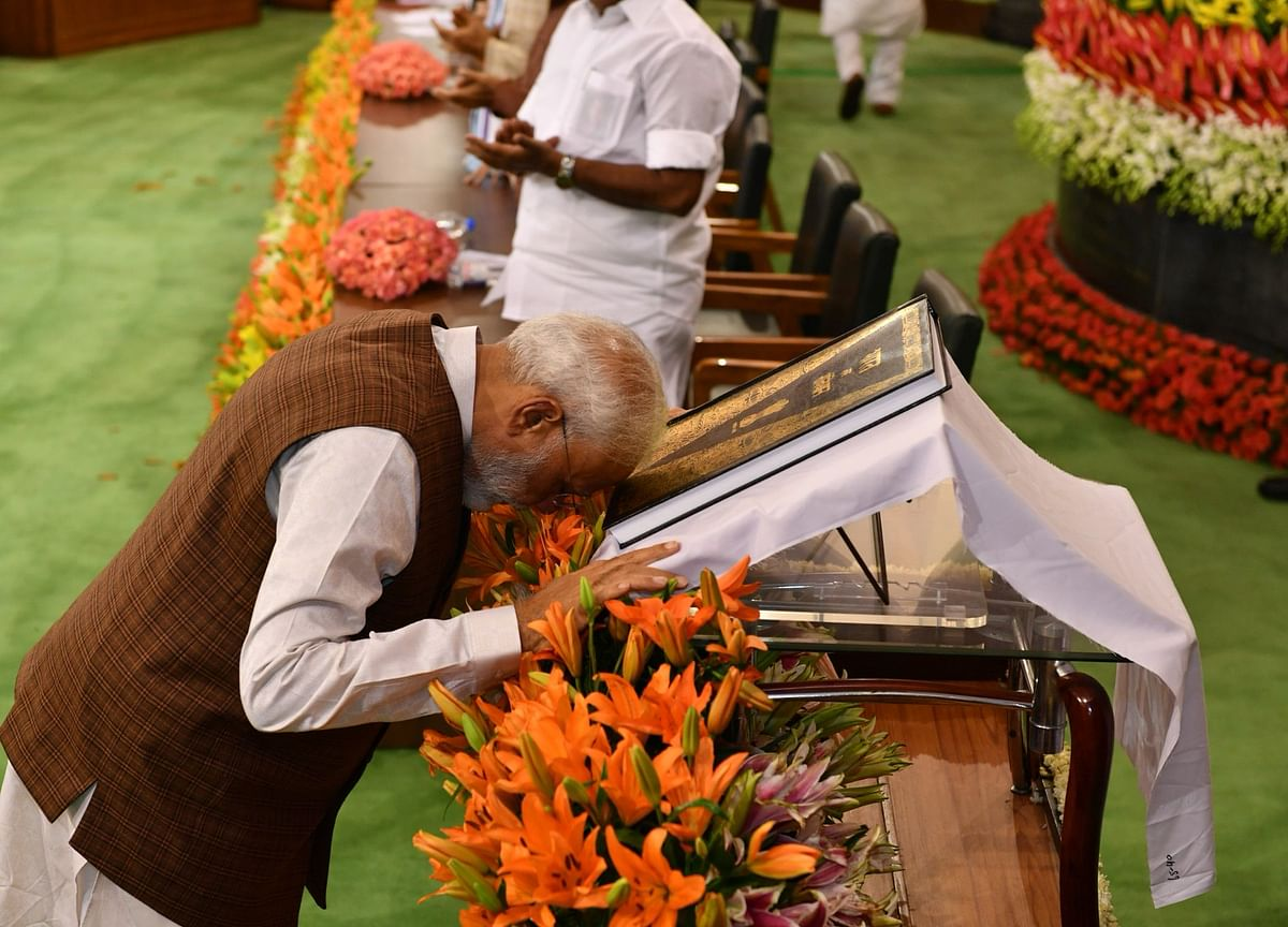 Need To Win Minorities' Trust, They Were Made To Live In Fear: Modi