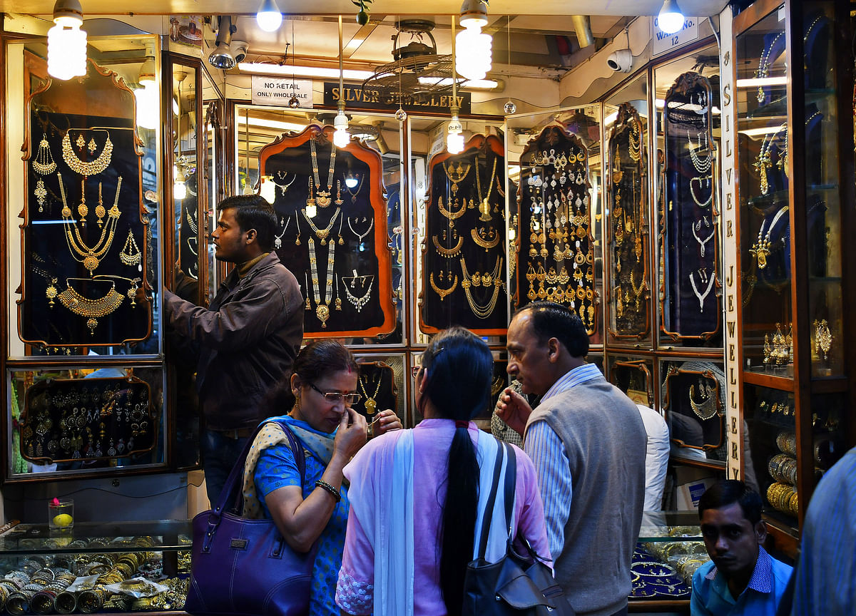 Gold Imports by India Are Said to Have Jumped Ahead of Festival