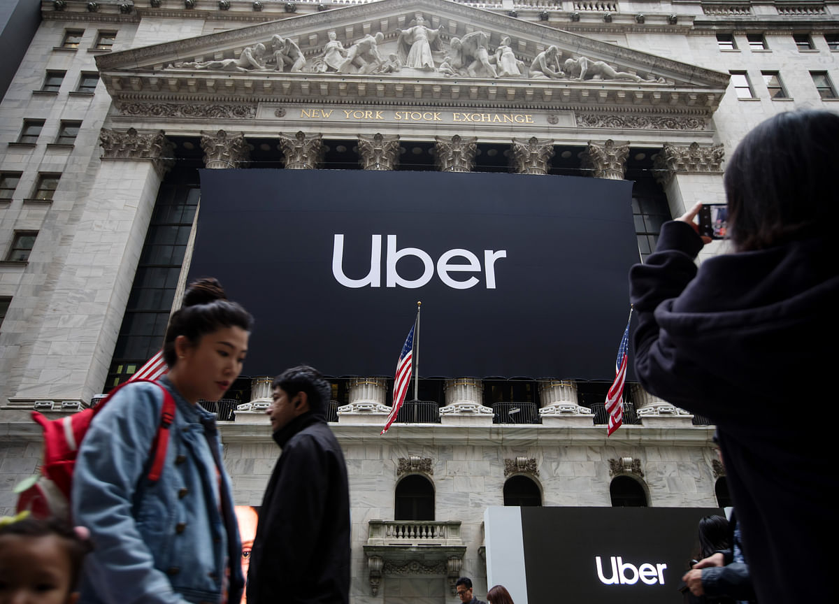 Uber Bears Already Snapped Up 70% of Shares Available to Short