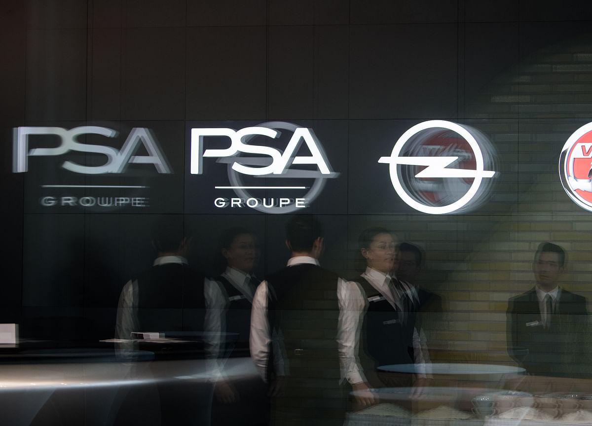 PSA Says It's Open to Deals After Report of Jaguar Talks