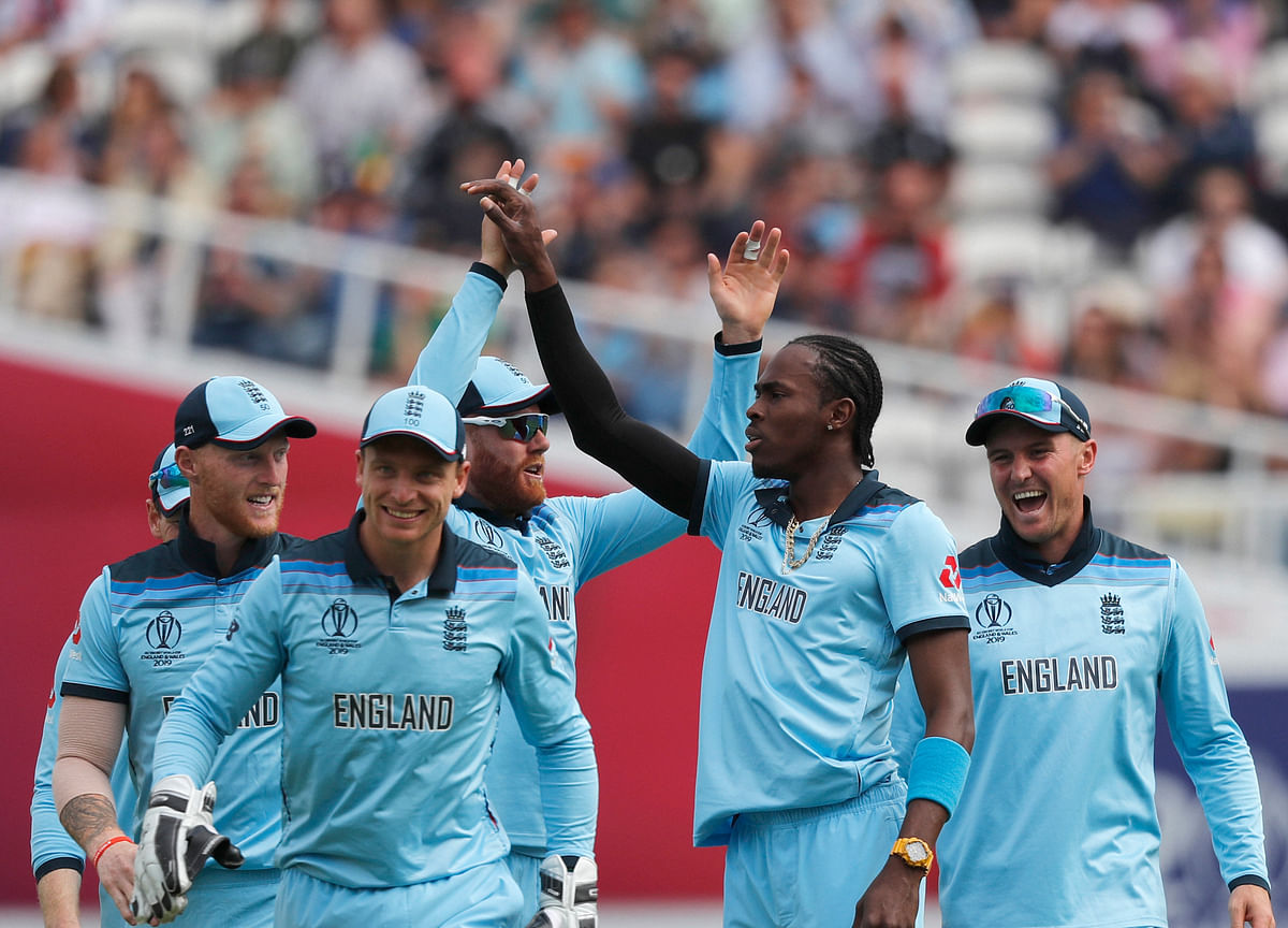 ICC World Cup 2019: Ben Stokes Stars As England Beat South Africa In Opener