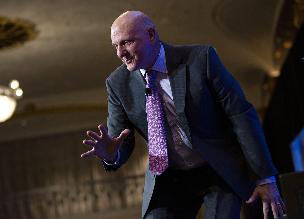 Steve Ballmer Becomes Ninth Member of the $100 Billion Club
