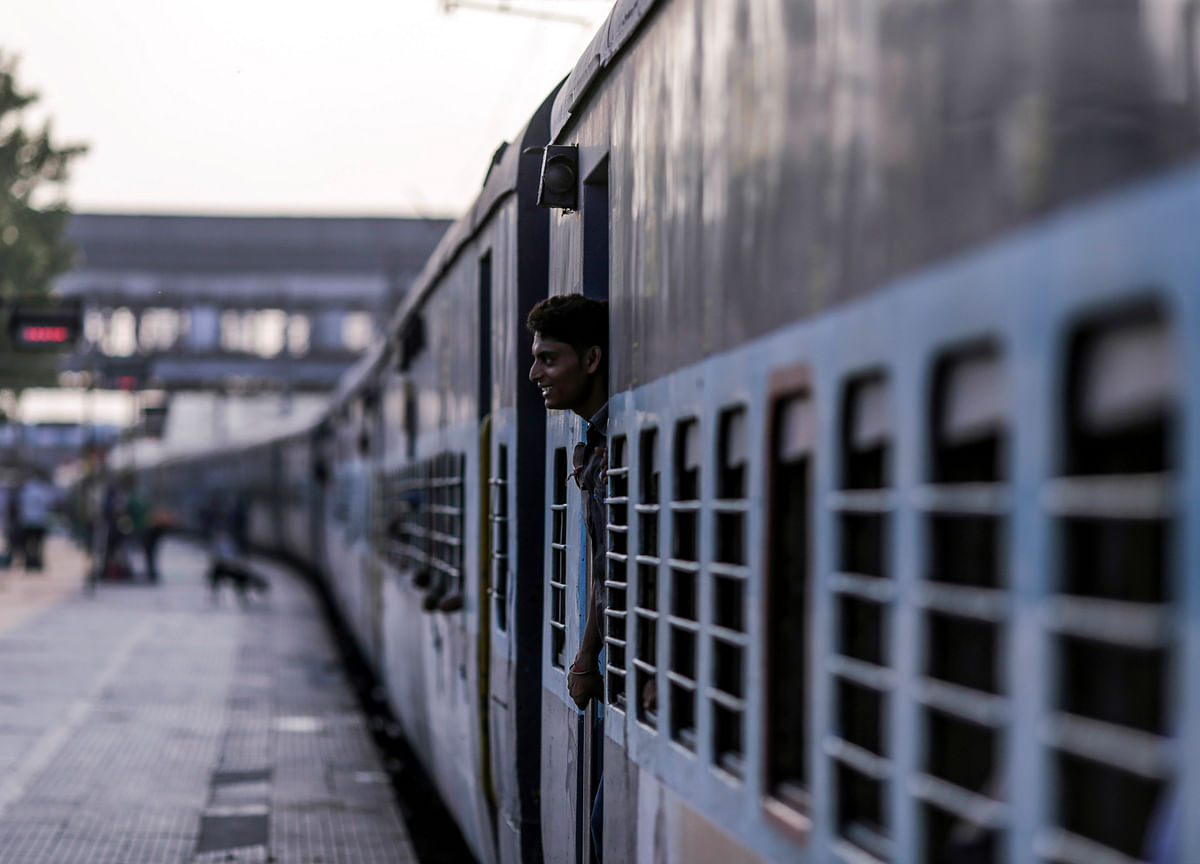 India's Plan To Build Swanky Railway Stations Hasn't Had Much Success