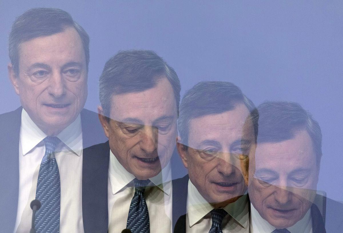 Europe's Rebound Shows Draghi Got it Right