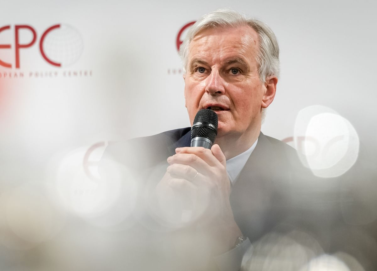 France Pushing for Brexit Negotiator Barnier as Commission Head