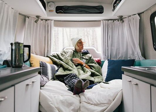 Airstream Made an Escape Pod for the Camping-Curious