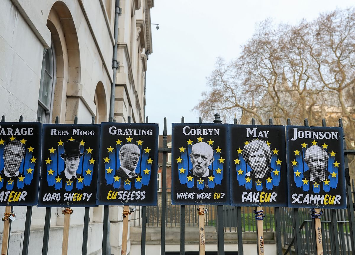 Brexit Bulletin: Everything at Stake