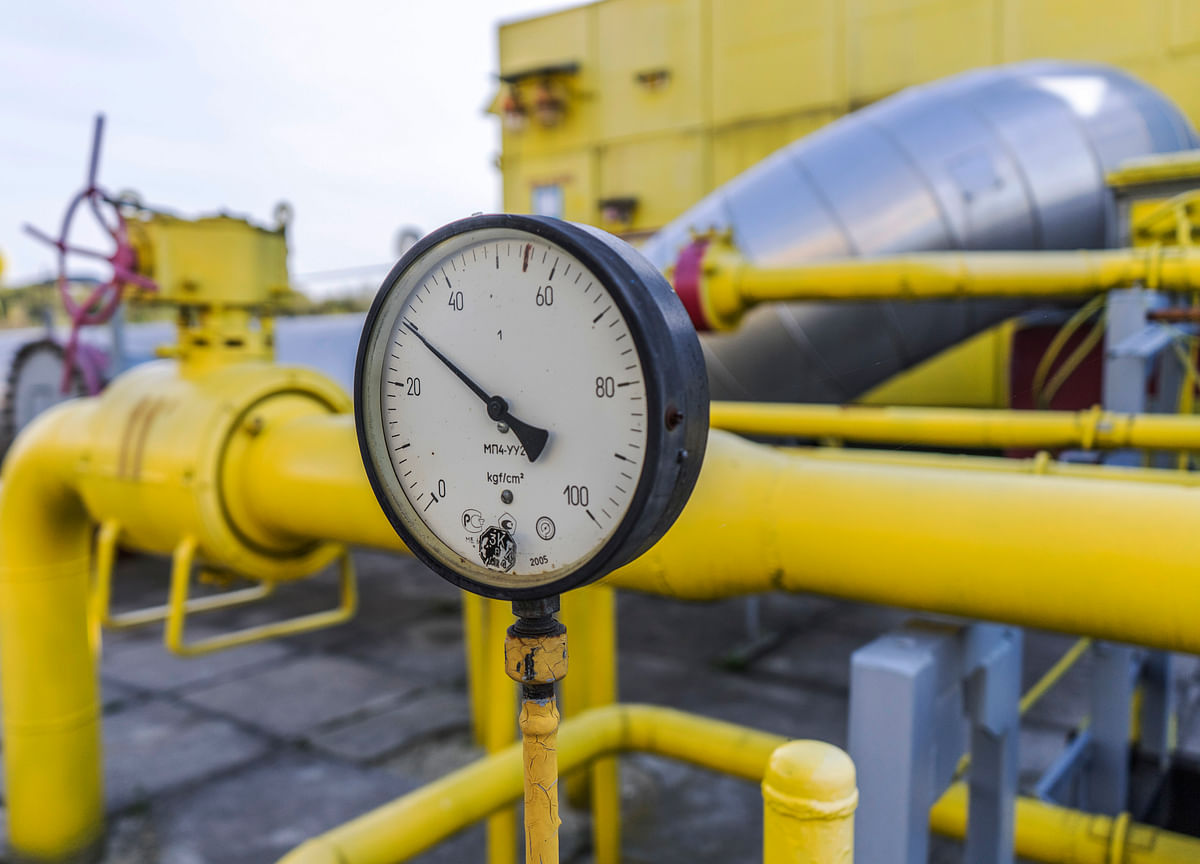Gazprom, Ukraine Agree on Gas Transit, Settle Legal Disputes