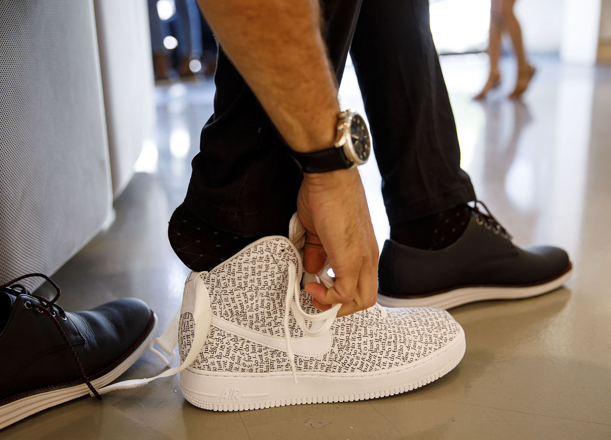 Nike Threat Doesn't Scare Maker of 'Archaic' Shoe-Measuring Tool