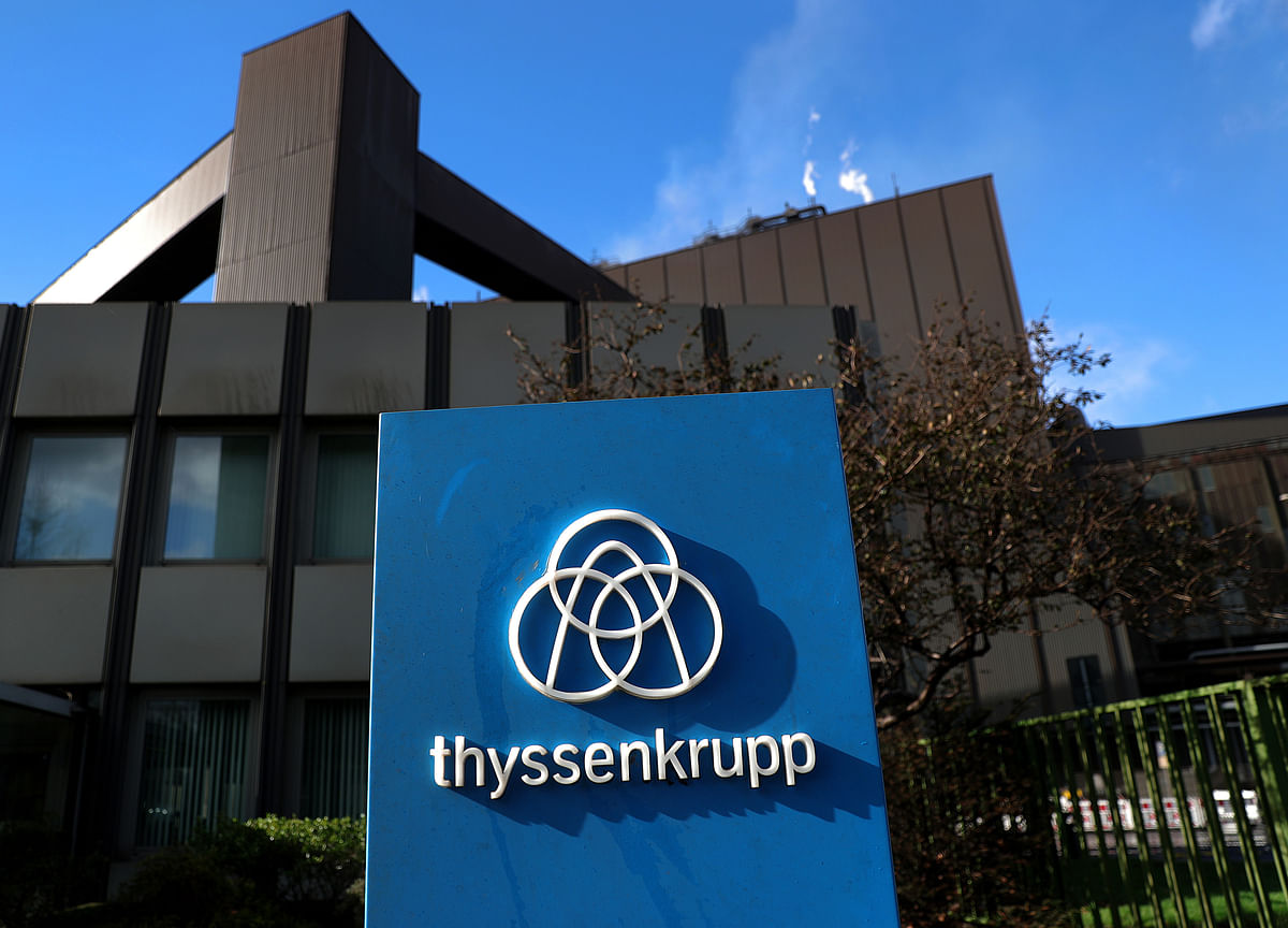 Thyssenkrupp Narrows Bids for $17 Billion Elevator Unit