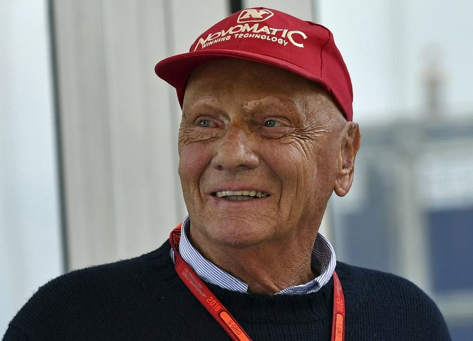 Formula 1 Champion Niki Lauda Dies At 70