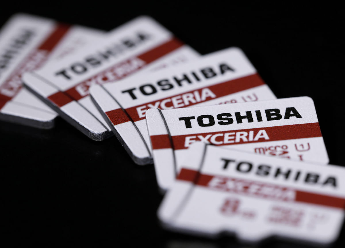 Toshiba Memory to Buy Stakes Held by Apple, Dell: WSJ