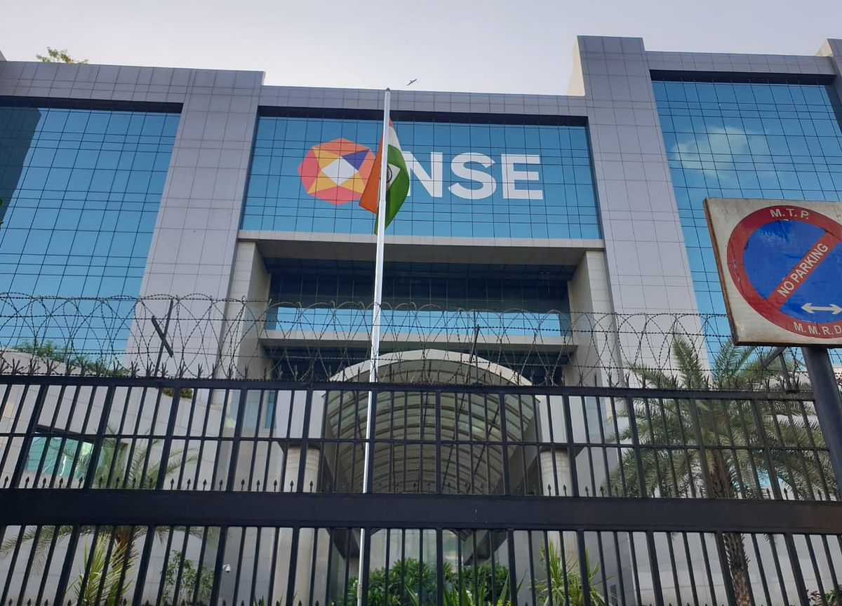 Sensex Ends Over 300 Points Lower; Nifty Logs Steepest Fall In Nearly A Month