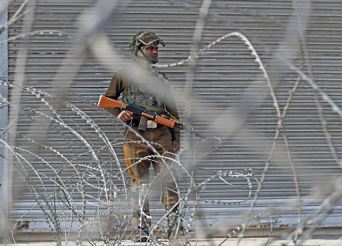 Kashmir Lockdown: It's Like An Emergency Without Declaration Of It, Says Aspi Chinoy