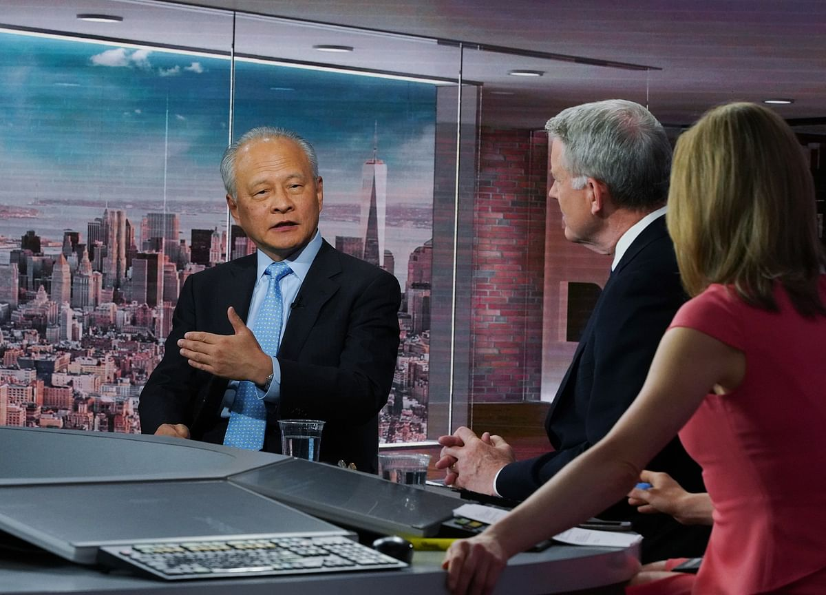 Chinese, U.S. TV Hosts Go Head-to-Head on Trade After Twitter Spat