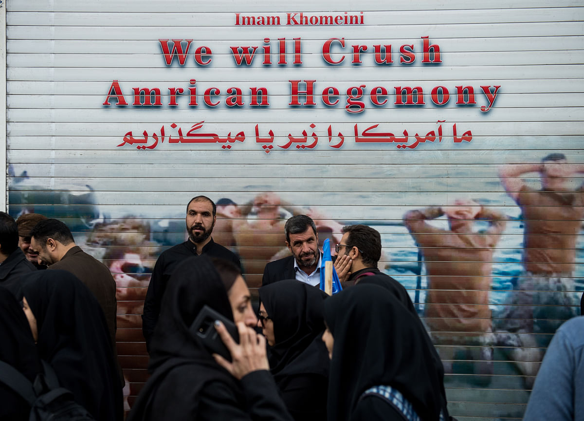 Why Tensions Between the U.S. and Iran Fuel Fears of War