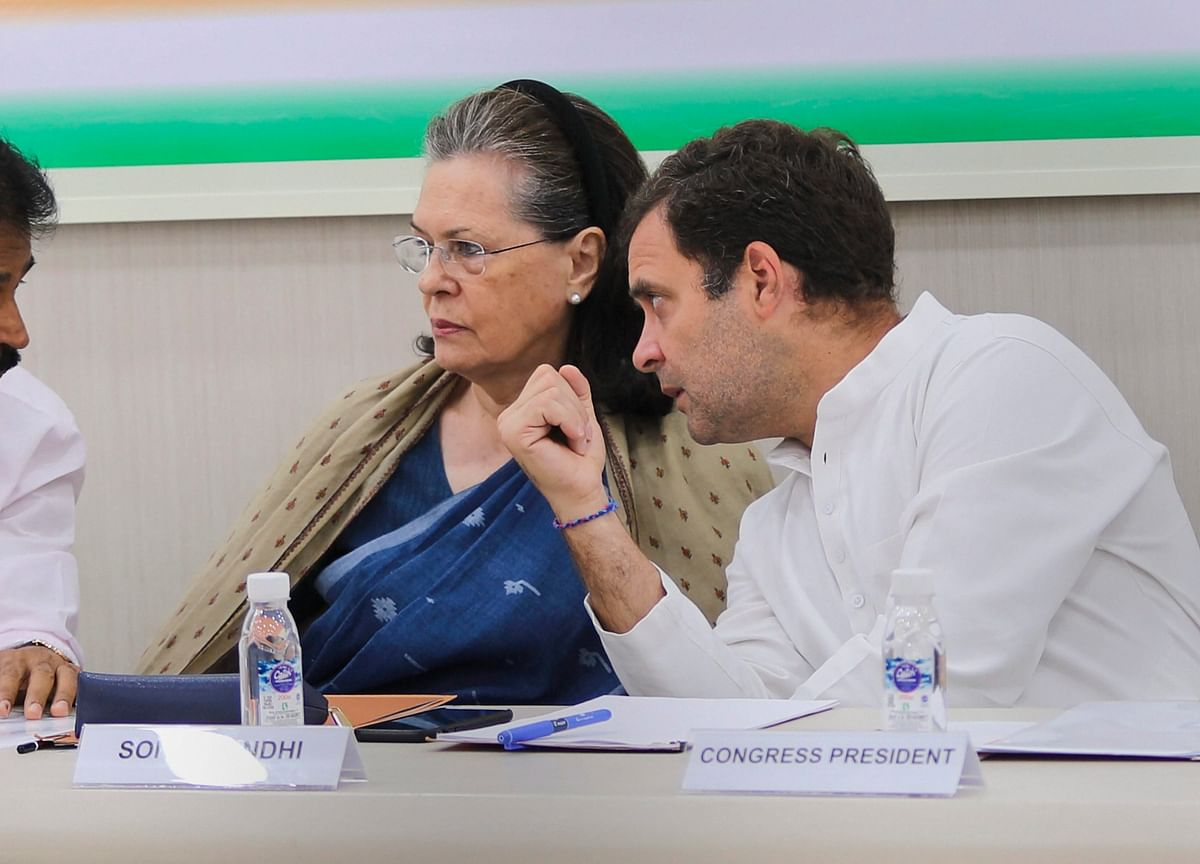 No Need For Rahul Gandhi To Resign, Congress Leaders In Kerala