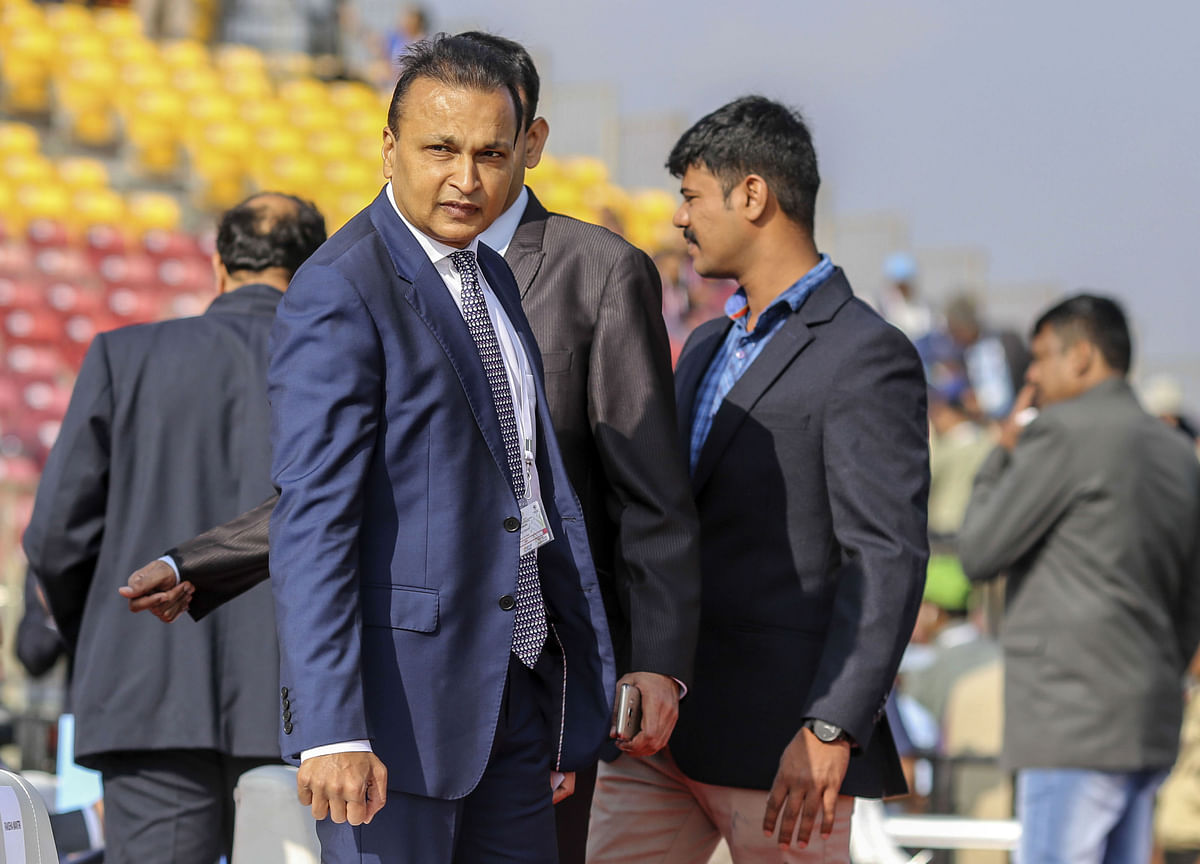 Indian Tycoon Anil Ambani in Talks to Sell General Insurer to Shadow Lender