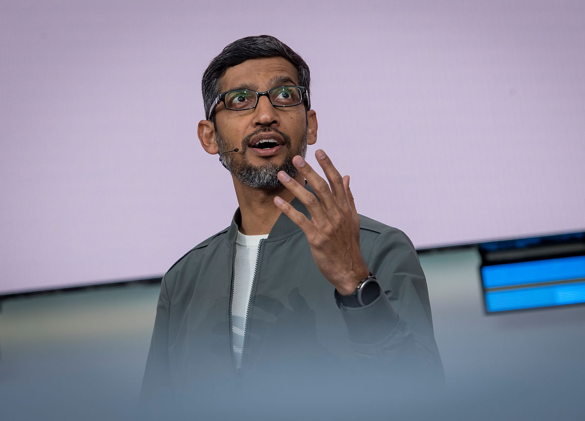 Google Will Never Sell Any Personal Information To Third Parties, Says CEO Pichai