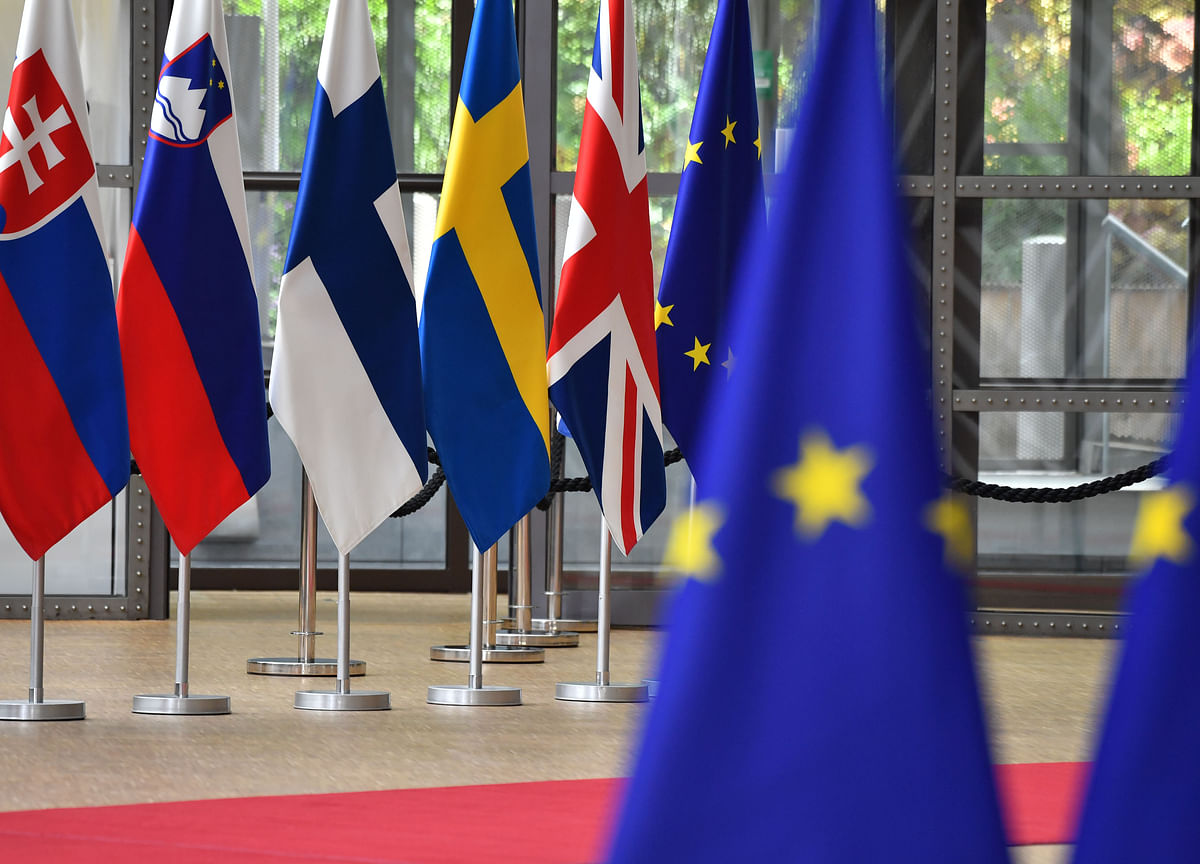 Here's the Group of Six That Will Decide Who Takes the EU's Top Jobs