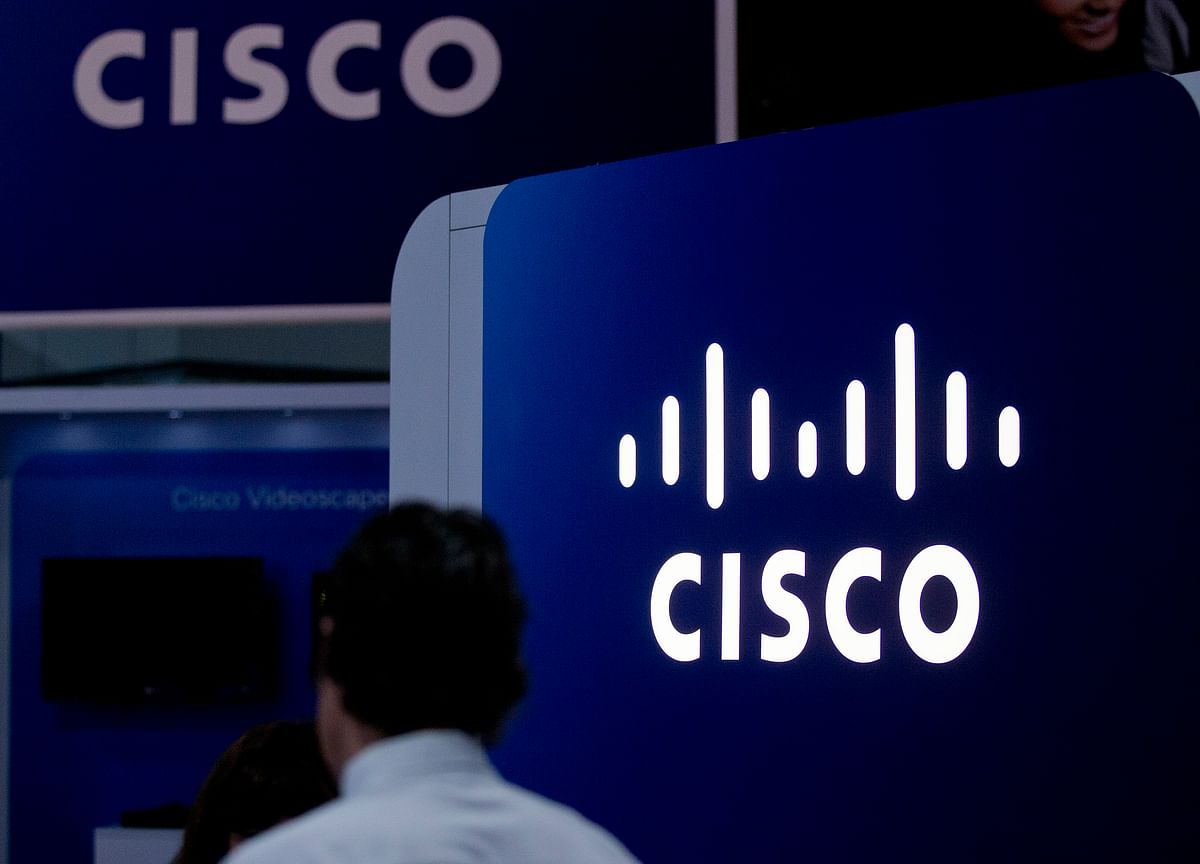 Cisco's Upbeat Forecast Signals Strong Corporate Spending
