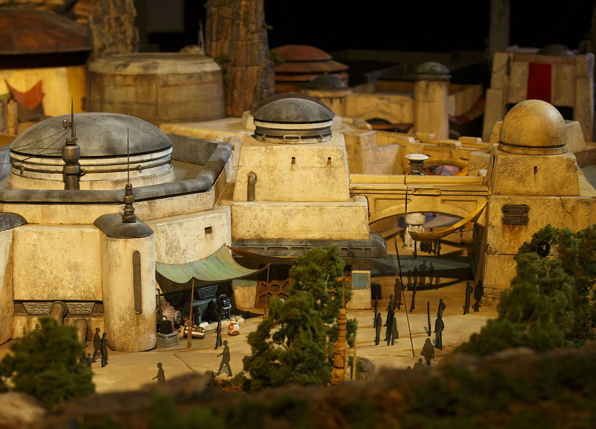 Star Wars Fans Snatch Up Every Reservation for New Attraction