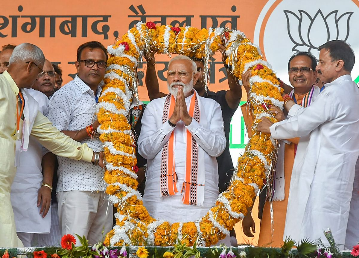 Election 2019: Election Commission Gives Clean Chit To Modi On Two More Speeches