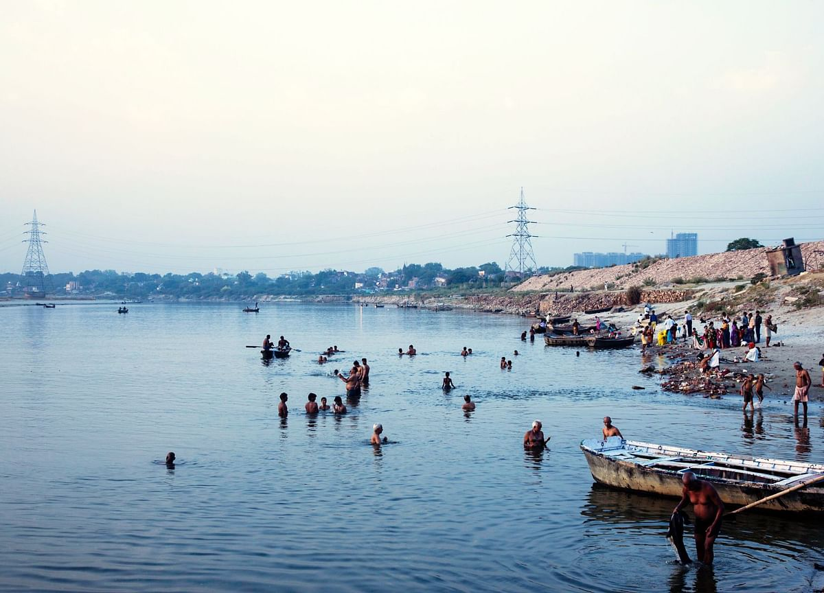 A Journey Down The Ganges In The Age Of Modi