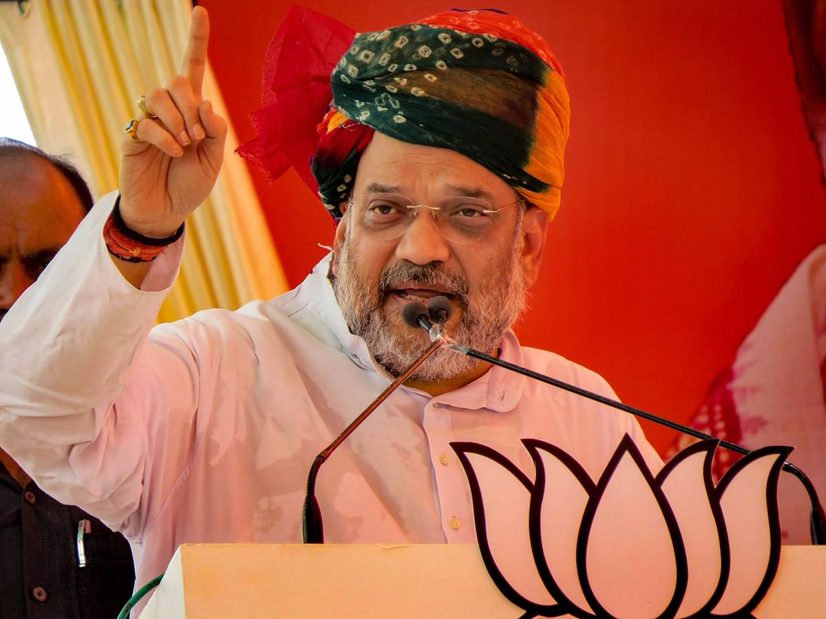 BJP To Scrap Article 370 If Voted Back To Power, Says Amit Shah