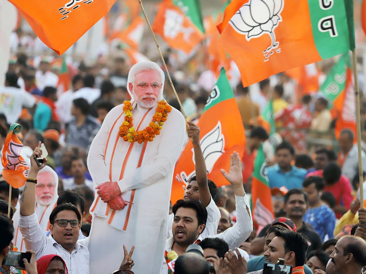 BJP Announces 148 Candidates For West Bengal Assembly Polls
