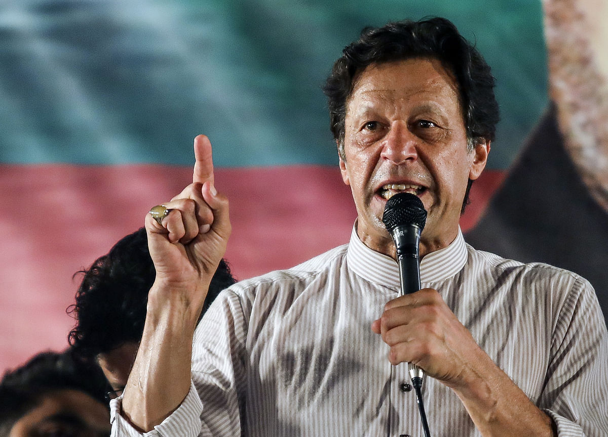 Pakistan Moves Closer to IMF Bailout After Khan Overhauls Team
