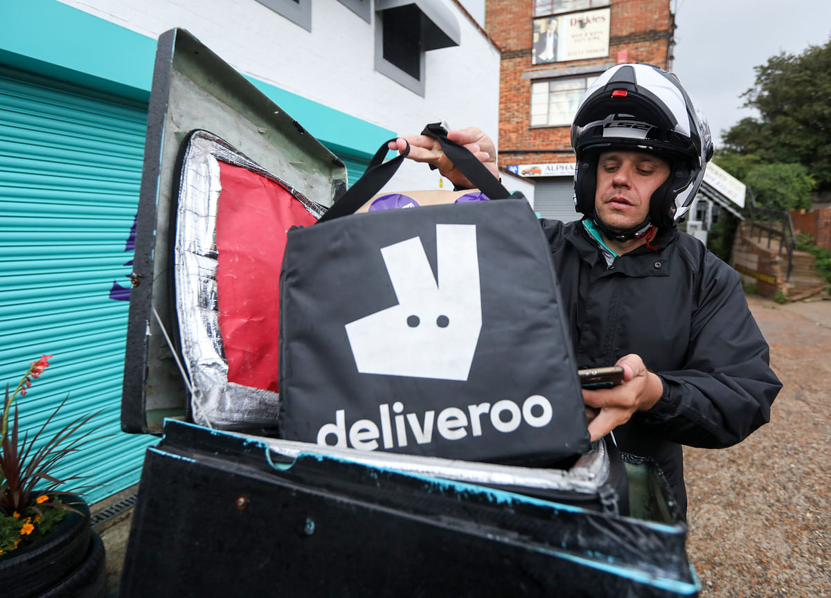Amazon-Backed Deliveroo Pulls Out of Germany in Abrupt Retreat