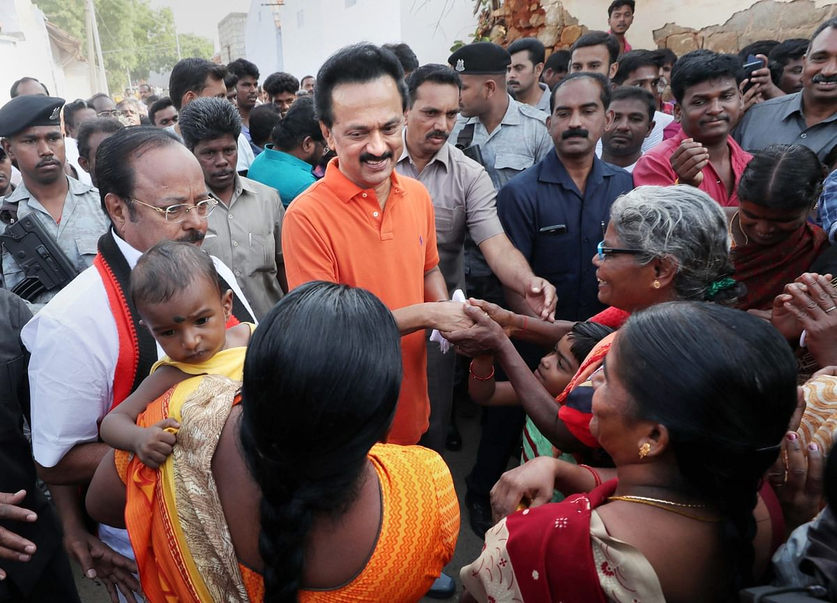 Elections 2019: No Chance Of Non-BJP, Non-Congress Third Front, Says MK Stalin