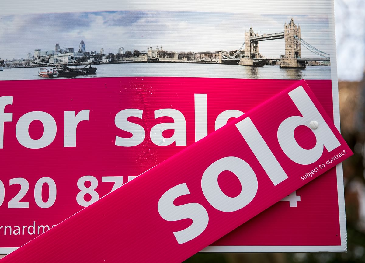 Brexit Gives London Homebuyers Biggest Discount in a Decade