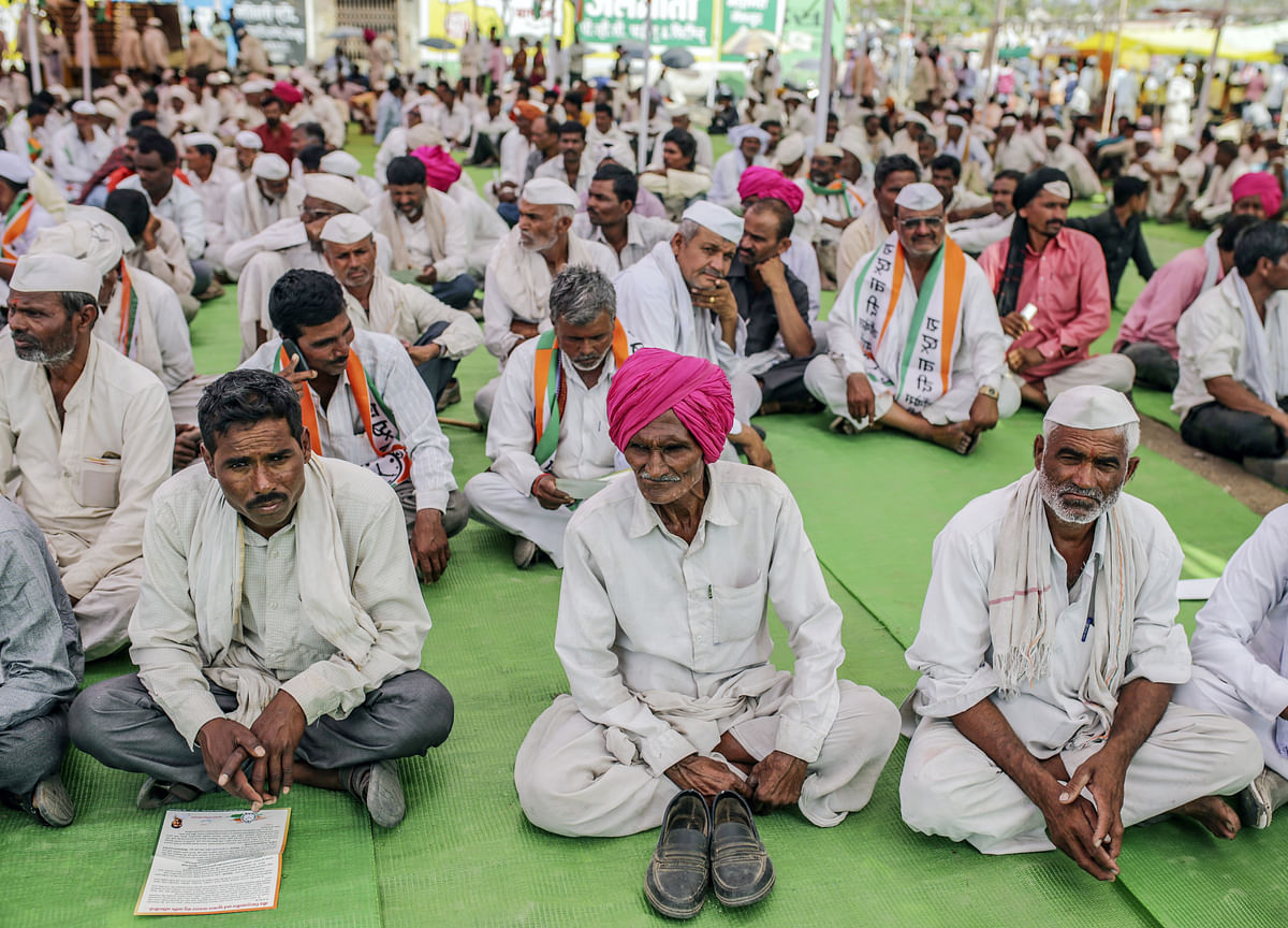 India'sFarmers Aren'tHappy With Modi. Many Will Vote For Him Regardless