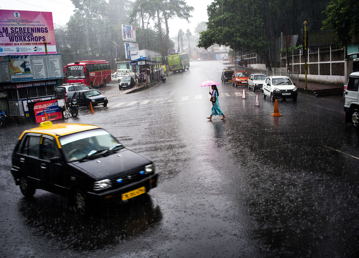 Monsoon To Be Below Normal This Year With 'Sluggish' Advance, Says Skymet