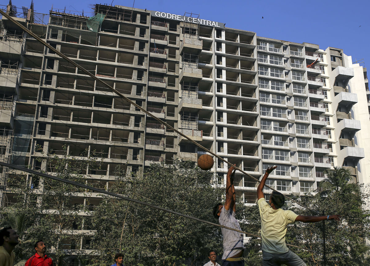 Project Launches, Existing Inventory Sales Aided Q4 Results, Says Godrej Properties