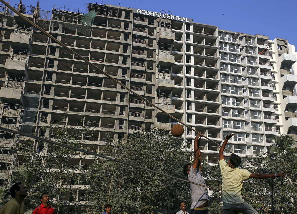 Godrej Says It Sold Record 3,000 Homes In March Quarter