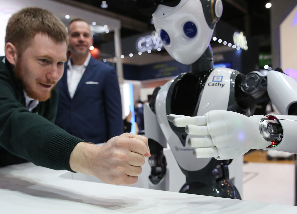 Robots Might Turn Out to Be Great Co-Workers