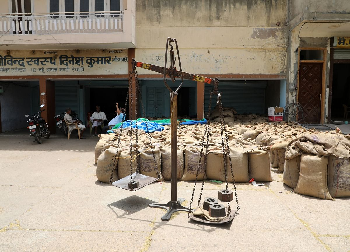 India's Wholesale Price Inflation Cools Further In May
