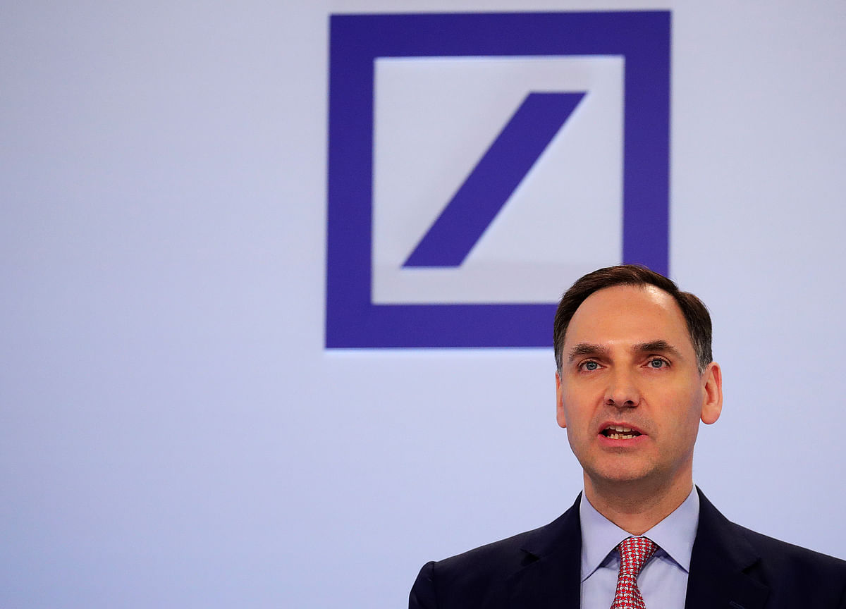 Deutsche Bank Weighs Senior Shakeup as CEO Purges Top Ranks