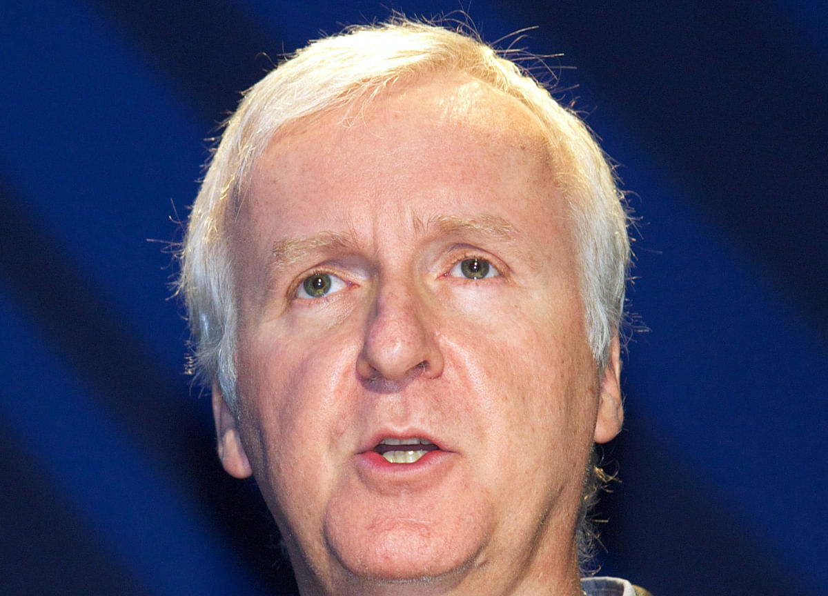 James Cameron Sees Global Salvation in Plant-Based Investing