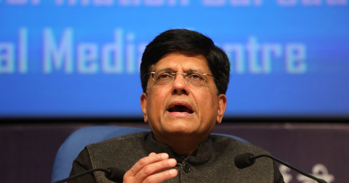Current Crisis An Opportunity To Transition To Clean Energy: Piyush Goyal