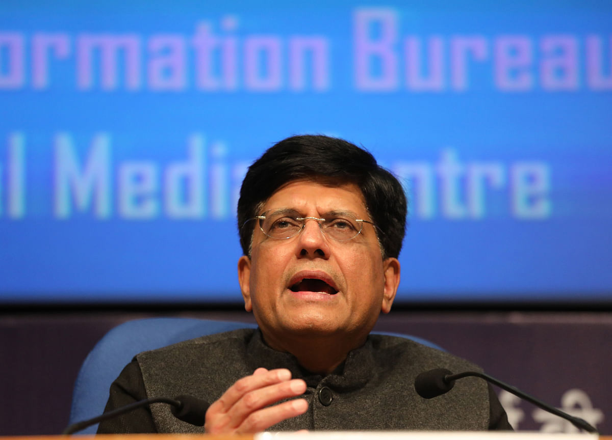 Government To Bring Out Strategy Paper On Boosting Industrial Growth: Piyush Goyal