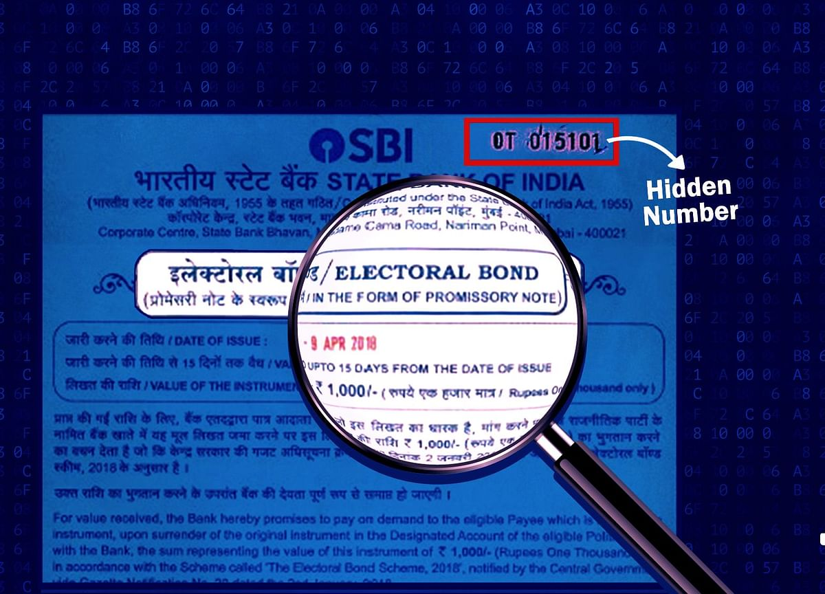 Electoral Bonds Worth 370 Cr Sold in May in WB out of Total 822 Cr