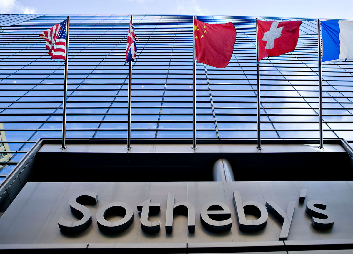 Sotheby's Sold for $2.7 Billion to French Media Titan Patrick Drahi