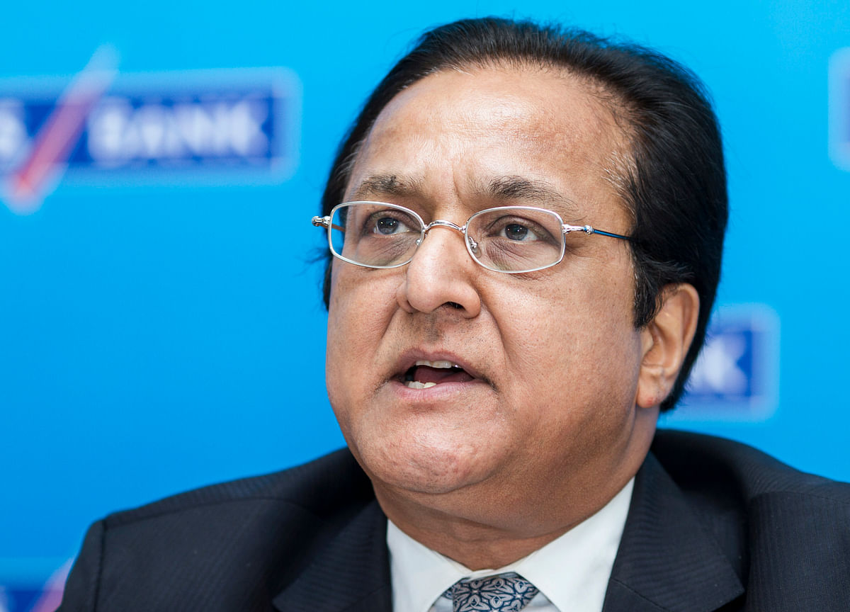 Yes Bank Co-Founder's FamilyPlans Mortgage Unit Sale