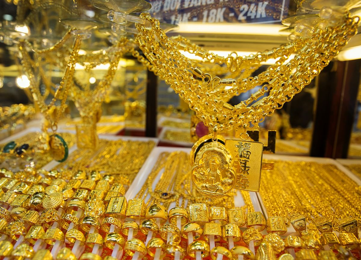 Gold Achieves Liftoff as Prices Rocket Toward $1,400 an Ounce