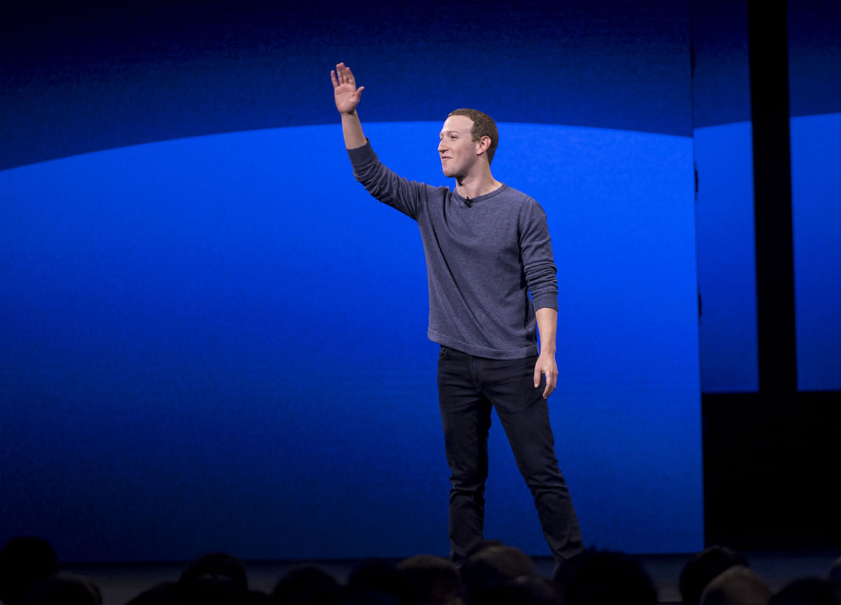 Facebook Gains, Beating Peers, After Crypto, Advertising Reports