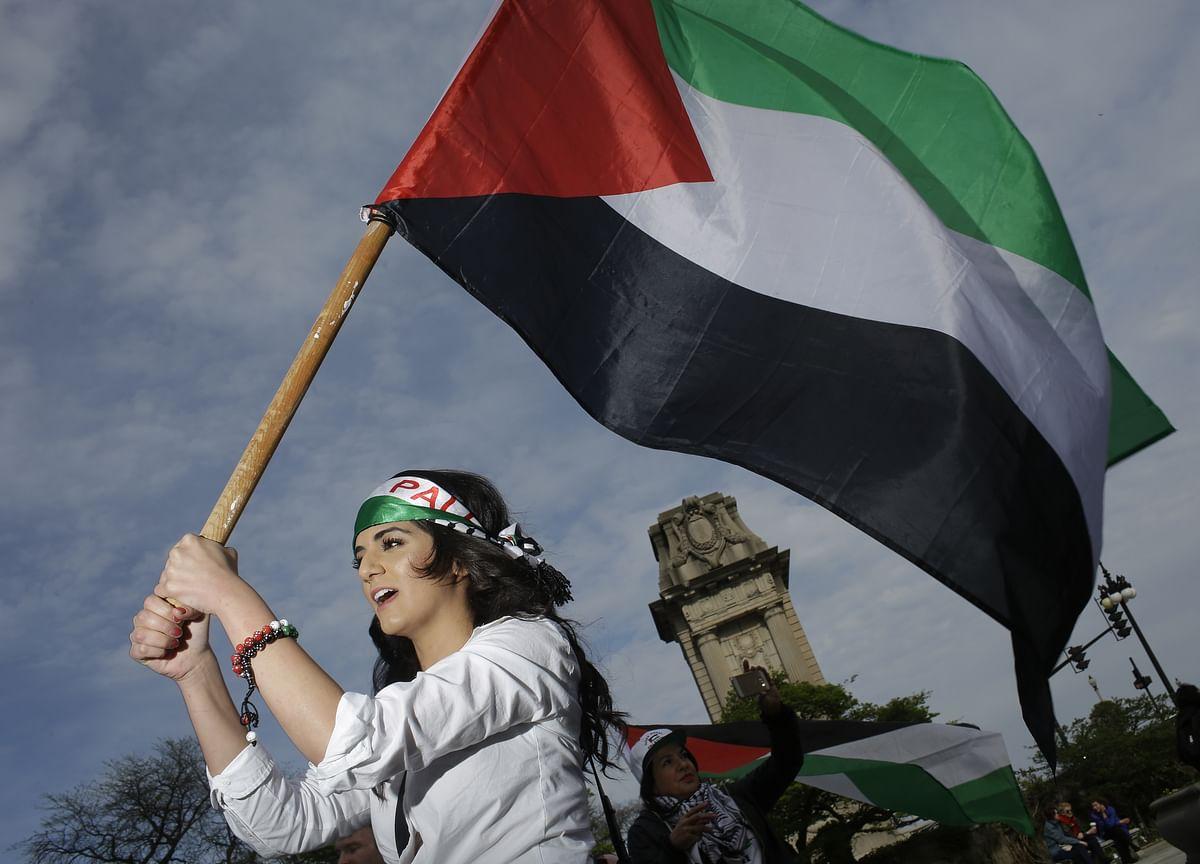 Palestinians Protest Against Kushner's Economic Plan for Peace